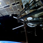 bluedot_iss by ESA NASA